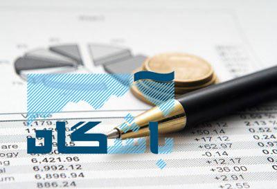مقدار درآمد حاصل از سرمایهگذاریها در سود هر سهم، درصد درآمد حاصل از سرمایهگذاریها در سود هر سهم، EPS، DPS سود تقسیمی، سود هر سهم، سود عملیاتی، دجابر