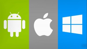 Windows-Android-iOS