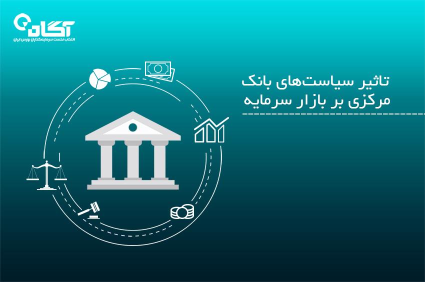 سیاستهای بانک مرکزی در قبال بازار سرمایه