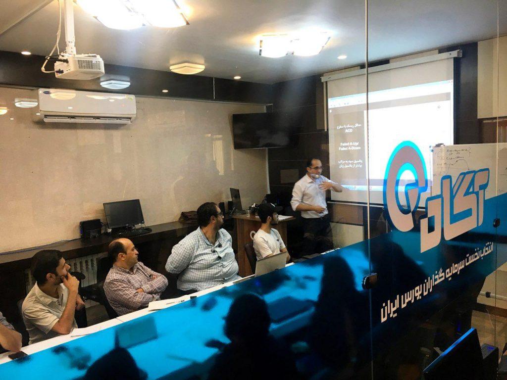 کلاس تحلیل تکنیکال مقدماتی و پیشرفته در مشهد
