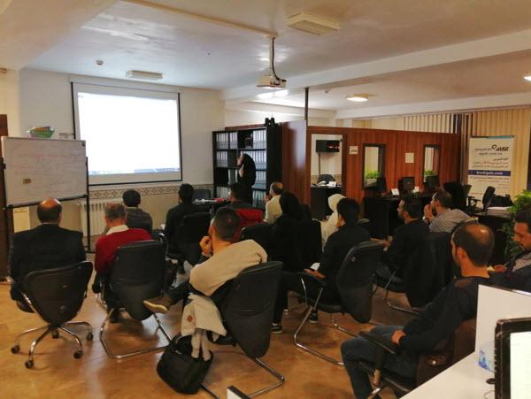 دوره تابلوخوانی در سایت TSETMC در زنجان